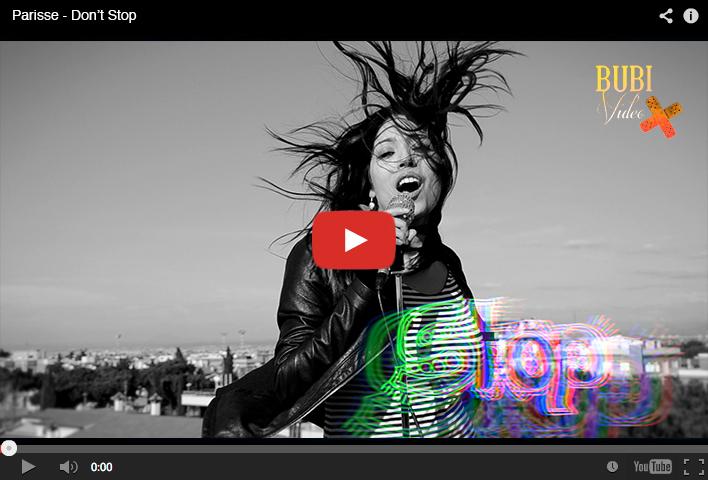 Parisse - Don't Stop