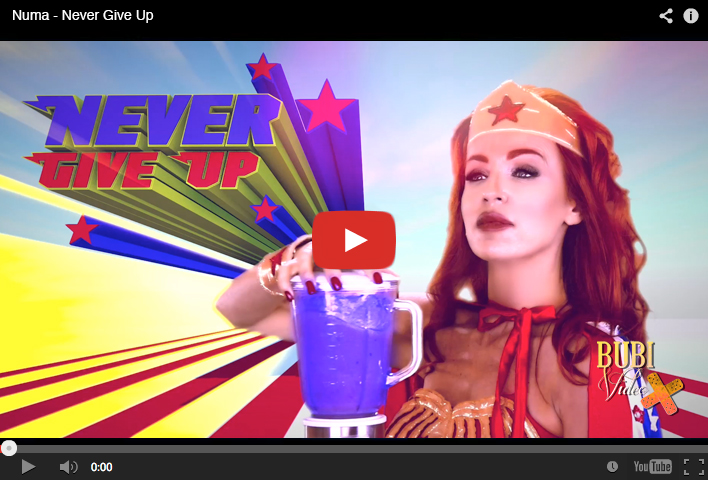 Video // Numa - Never Give Up